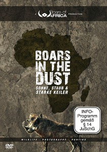 Cover DVD Boars in the Dust